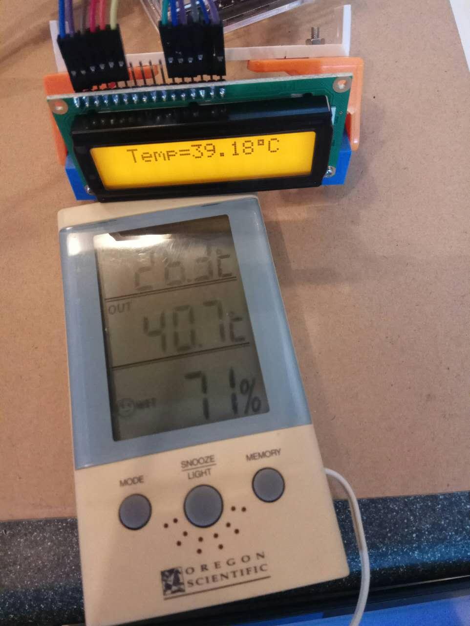 03 arduino 超声波温度计